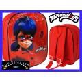 Official Miraculous Ladybug Nursery Backpack