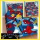 Official Marvel Spiderman Reversible Double Duvet Bedding
