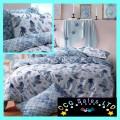 Luxury Mermaid Reversible Double Duvet Bedding Set