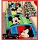 Official Disney Mickey Mouse Reversible Single Duvet Bedding Set
