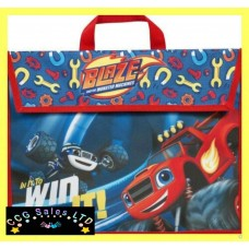 Official Blaze And The Monster Machines Book Bag