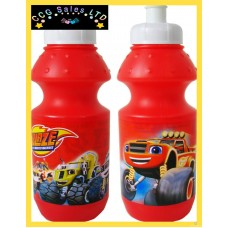Official Blaze And The Monster Machines Sports Water Bottle