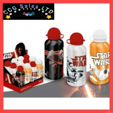 Official Disney Star Wars Aluminium Bottle