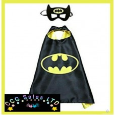 DC Comics 'Batman' Themed Dress Up Cape And Mask Set