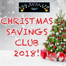 Christmas Savings Club 2018