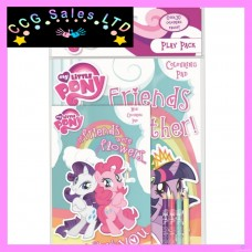 Official My Little Pony Colouring Play Pack