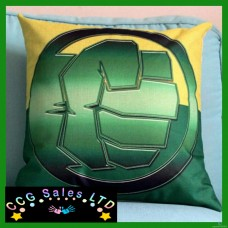 Marvel Hulk Large Filled Canvas Cushion