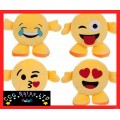 Official Emoji Plush Pillow Cushion