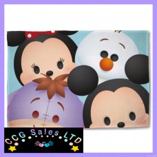 Official Tsum Tsum 'Huddle' Fleece Blanket