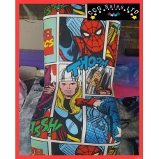 Marvel Comics Character Themed Gaming Style Chair