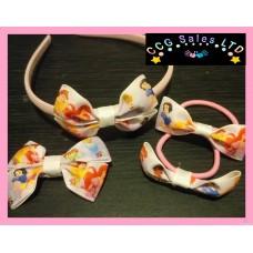 Handmade Disney Princess Hair Accessories
