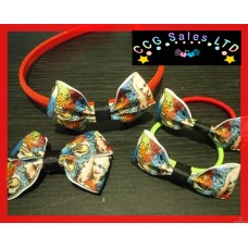 Handmade Suicide Squad Hair Accessories