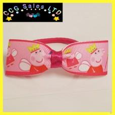 Handmade 'Peppa Pig' Hairband Hair Accessory