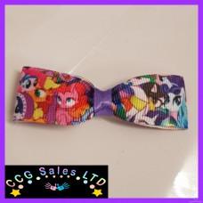 Handmade 'My Little Pony' Hairclip Hair Accessory