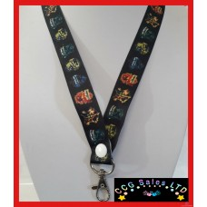 Handmade 'Harry Potter' Lanyard