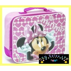 Official Disney Minnie Mouse Lunch Bag