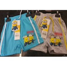 Official Despicable Me Minions Cotton Shorts