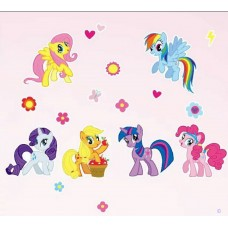My Little Pony Wall Themed Decal