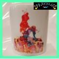 Personalised 'Mermaid' Custom Made Ceramic Money Box