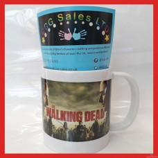 Personalised The Walking Dead Mug