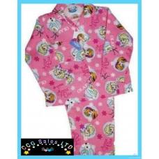 Official Disney Frozen Fleece Pyjama Set