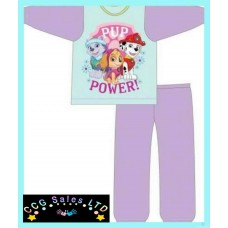 Official Paw Patrol Girls Pyjamas