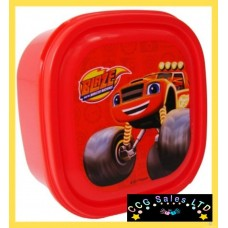 Official Blaze And The Monster Machines Sandwich Box