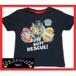Official Paw Patrol 'Ruff Ruff Rescue' Short Sleeve Top T-Shirt