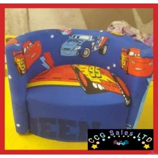 Disney Cars Themed Tub Chair