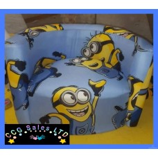 Minions Themed Tub Chairs