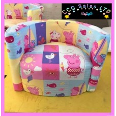 Peppa Pig Themed Tub Chair